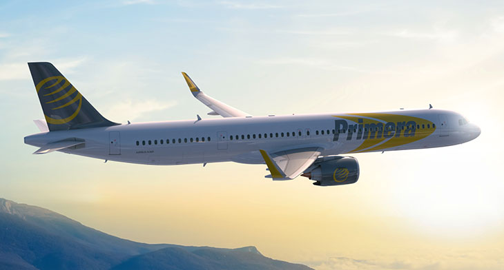 Primera Air to launch flights from Stansted t..
