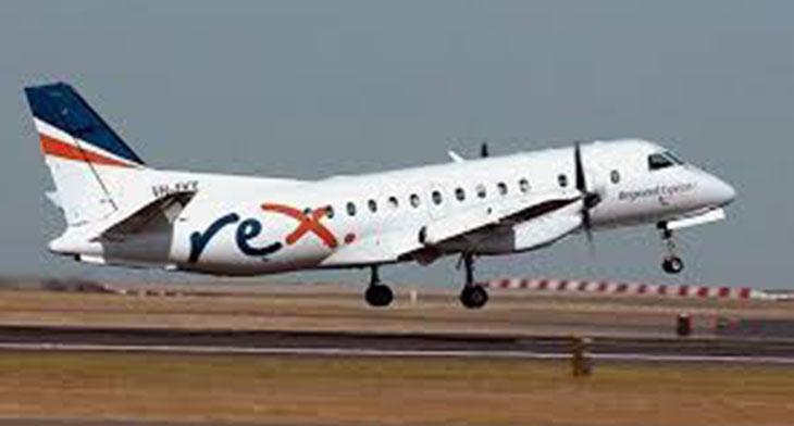 Rex increases weekday flights between Orange and Sydney