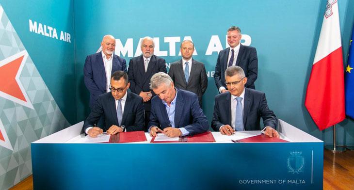 Ryanair – making moves in Malta