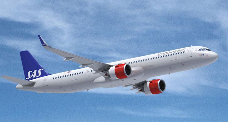ALC to lease trio of A321LR to SAS