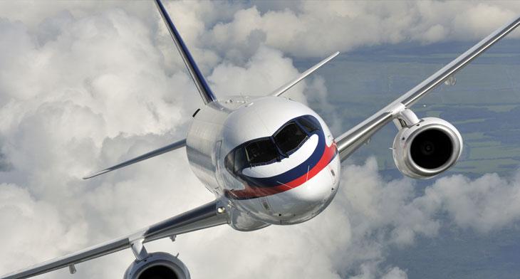 Thailand's Kom Airlines orders six SSJ100s