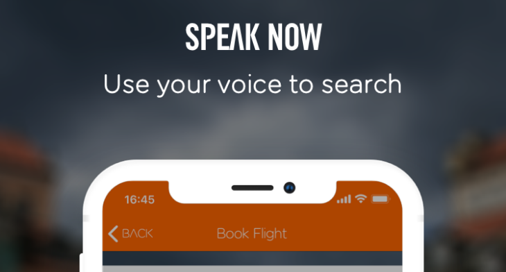 easyJet add voice search option for in-app flight bookings