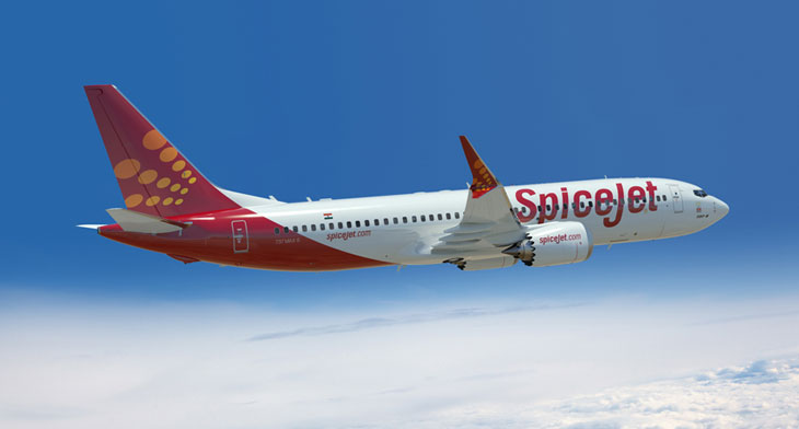 SpiceJet grabs fistful of MAX 8s
