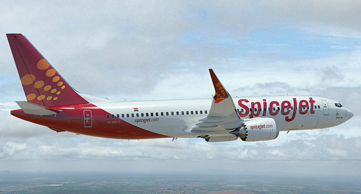 All business for SpiceJet