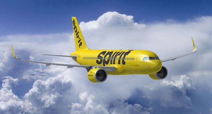 Spirit signs MoU for 100 A320neo family aircraft