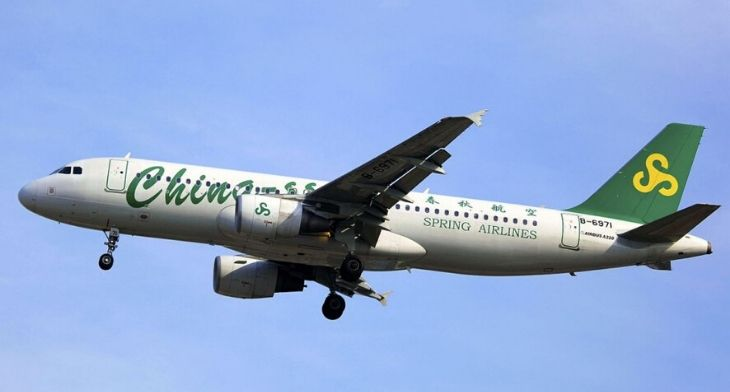 Iberia adds four Chinese destinations thanks to Spring Airlines