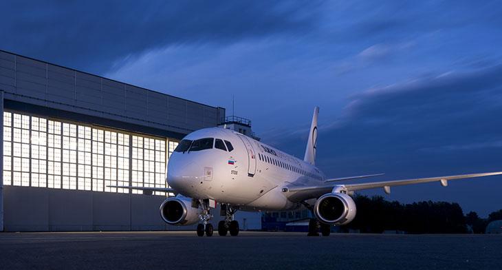 Aeroflot blasts governor over Superjet accide..