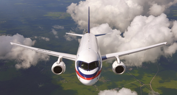 Sukhoi's Superjet under pressure after ..