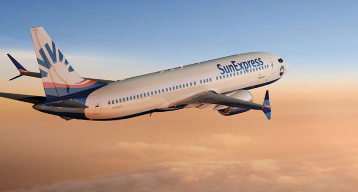 SunExpress signs for 10 additional 737 MAX aircraft