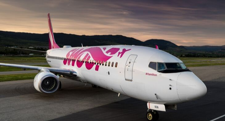 Swoop launches service from London, Ontario to Las Vegas
