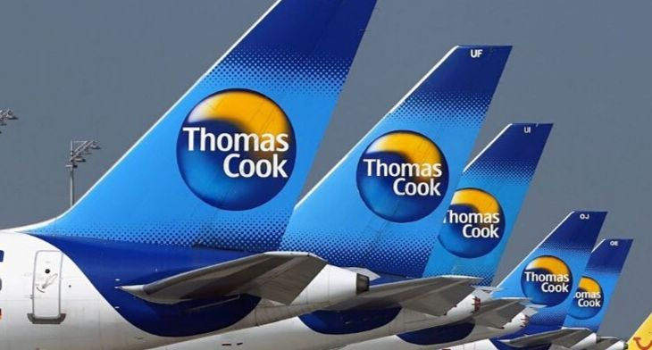 Thomas Cook's Airbus A320s up for grabs