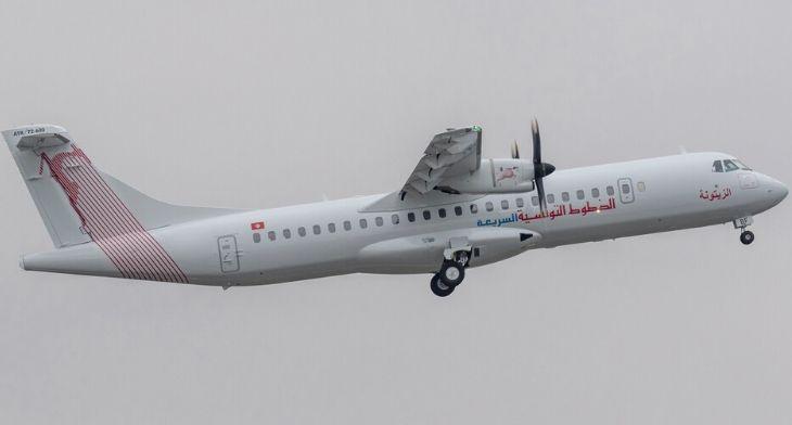 Tunisair Express receives first ATR 72-600