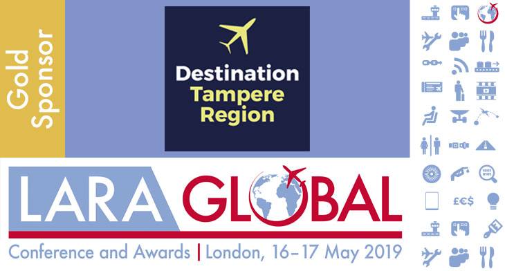 Destination Tampere Region unveiled as Gold s..