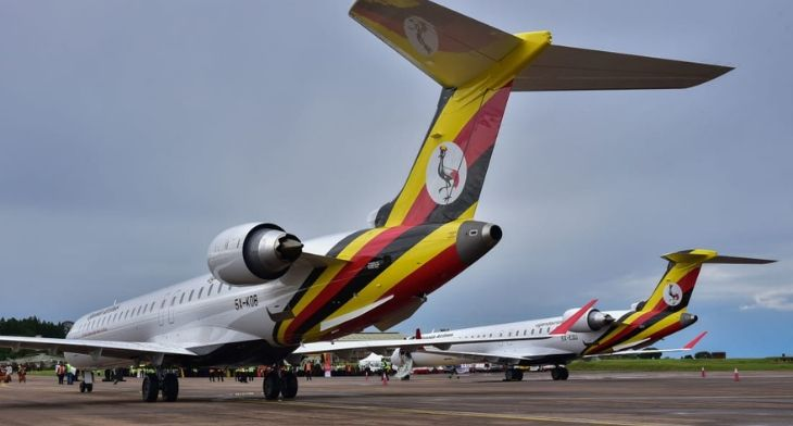 Uganda Airlines back in business after 20 yea..