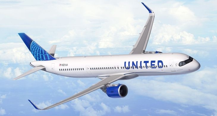 United Airlines orders Airbus A321XLRs