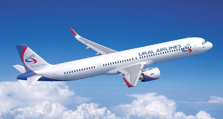 GECAS provide Ural Airlines with two LEAP-pow..