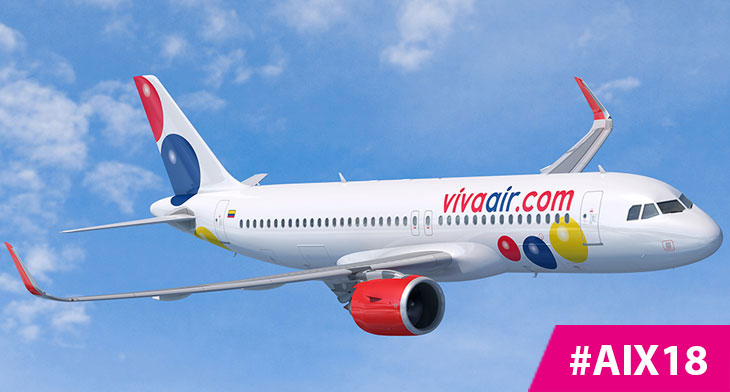 AIX 2018: Viva Air opts for Acro