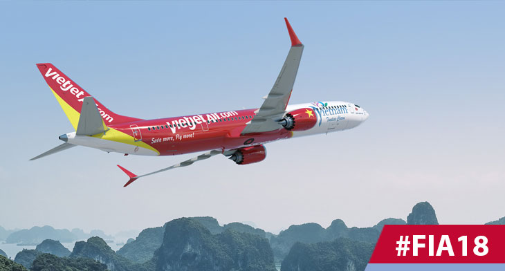 VietJet orders 100 Boeing 737 MAX aircraft