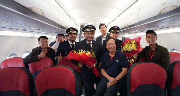 Vietjet adds A321neo ACF to fleet