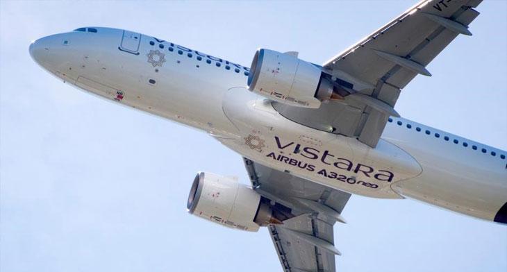 Avolon places 15 A320neo with Vistara