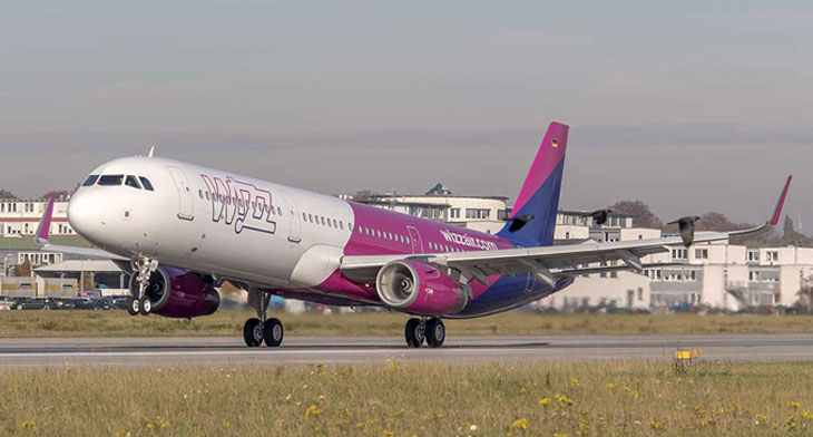 Wizz Air receives LCC of the year award