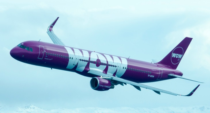 WOW air delays relaunch by a month