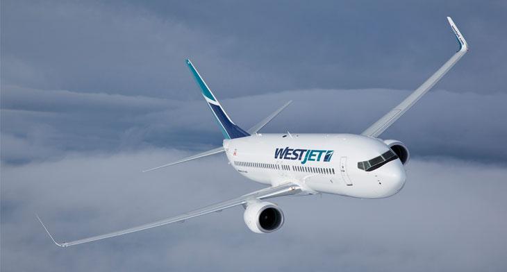 WestJet reports record December load factor
