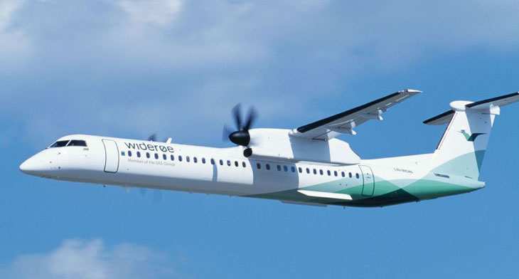 Bombardier signs Smart Parts agreement with Widerøe