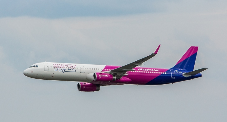 Wizz Air announces a new base in Milan Malpensa, Italy