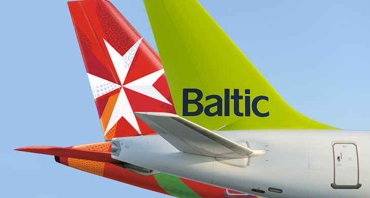 Air Malta and airBaltic in codeshare agreement