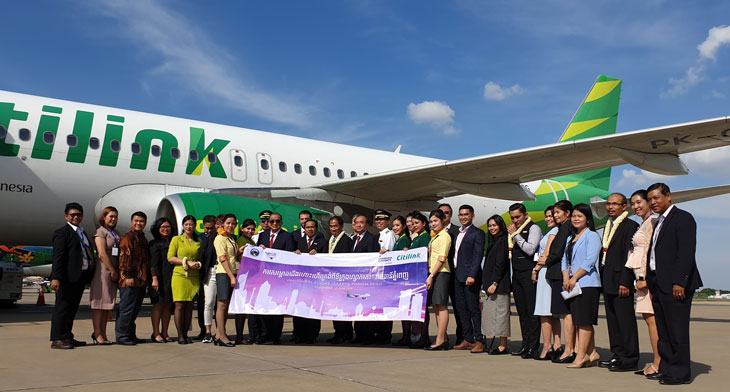 Citilink launches flights between Jakarta and..