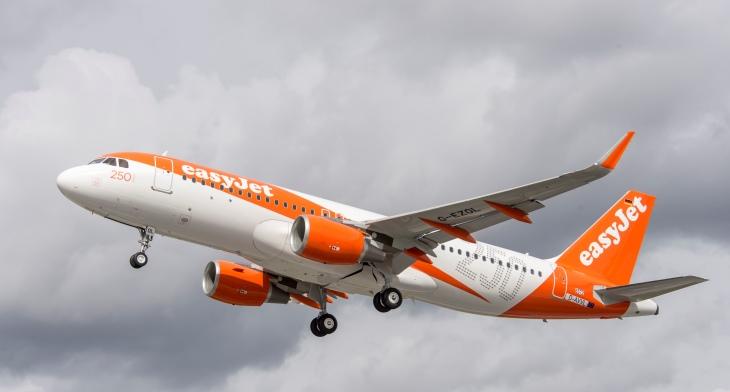EasyJet awaits Airbus order threat