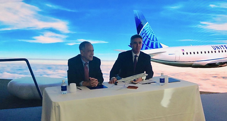 PAS19: Embraer and United Airlines announce d..