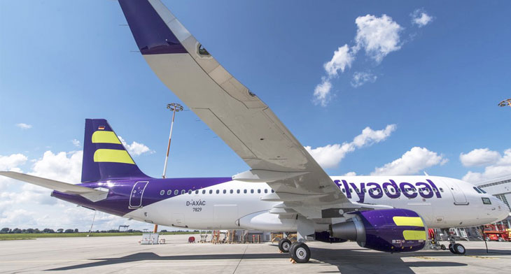 Flyadeal opts for Boeing's MAX 8 in 50-airc..