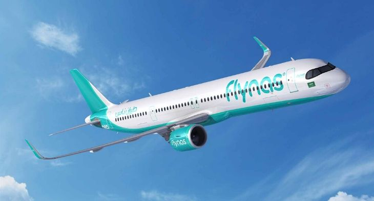flynas opts for 10 A321XLRs