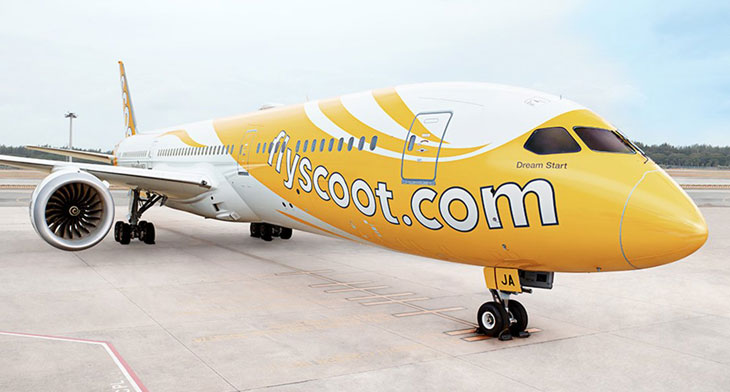 BOC Aviation provides Scoot with four A321neos