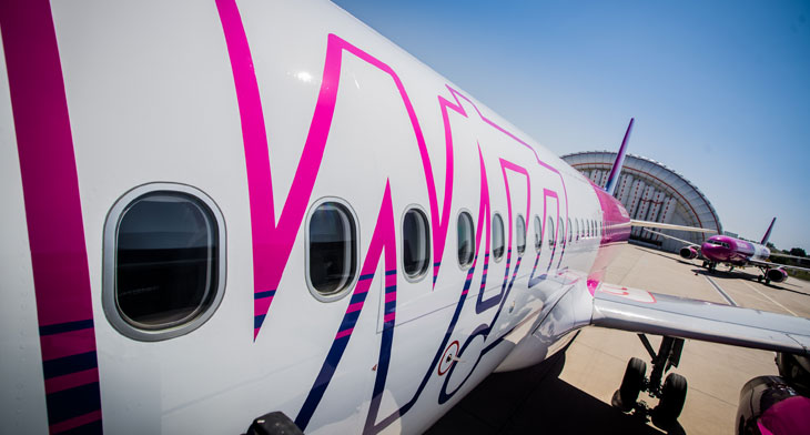 Wizz Air expands its Luton route network