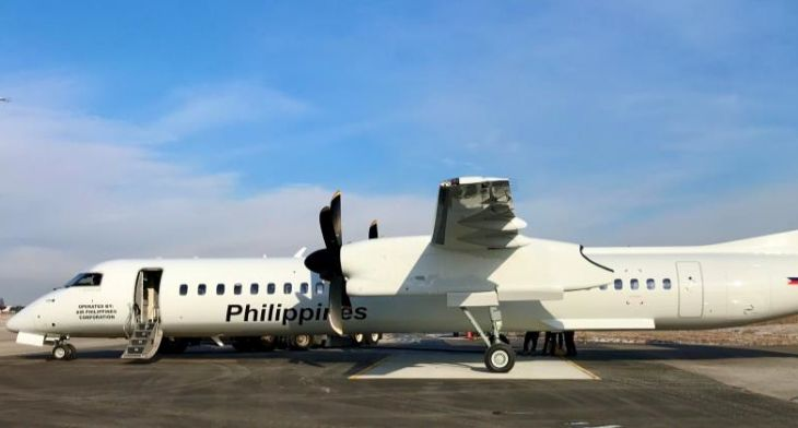 TrueNoord delivers second Dash 8-400 to PAL