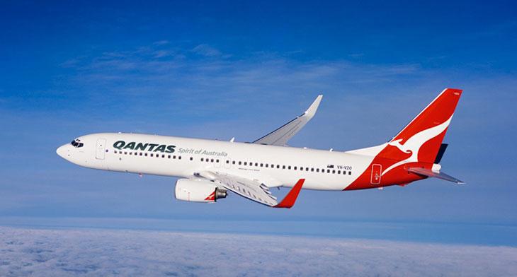 Qantas Boeing 737 pickle crack repairs undere..