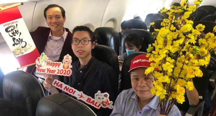 VietJet Hanoi Bali 3