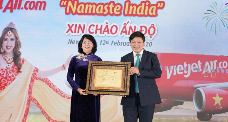 Vietjet marks important milestone with new routes to India