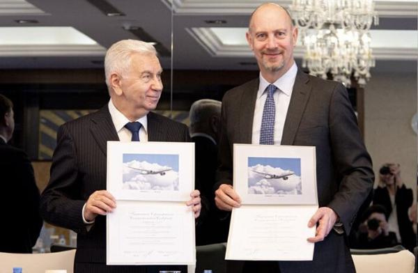 Belavia orders Embraer E2