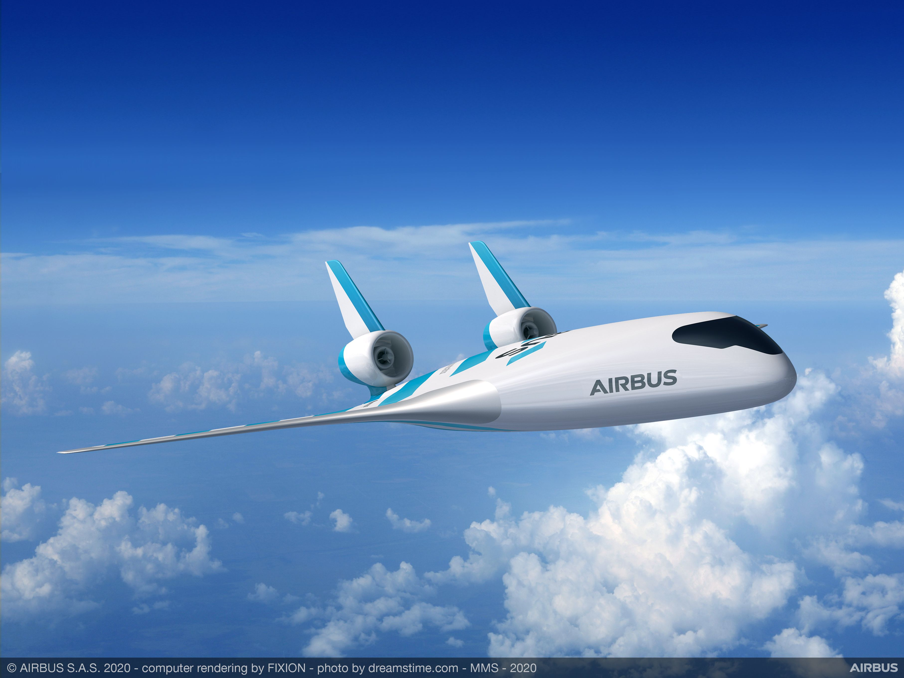 Airbus are looking to the future