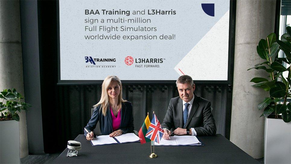 BAA and L3Harris