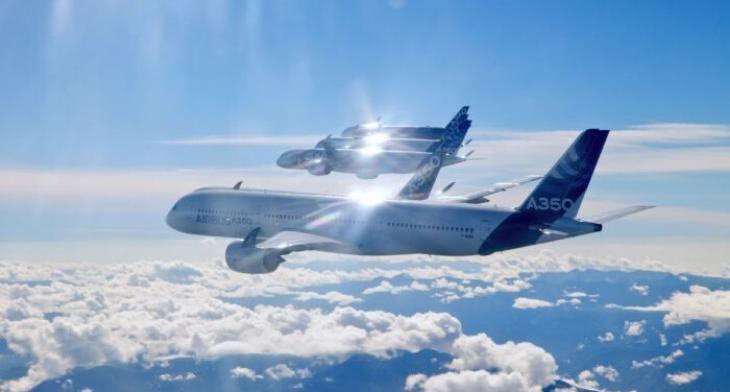 Airbus Bird Formation