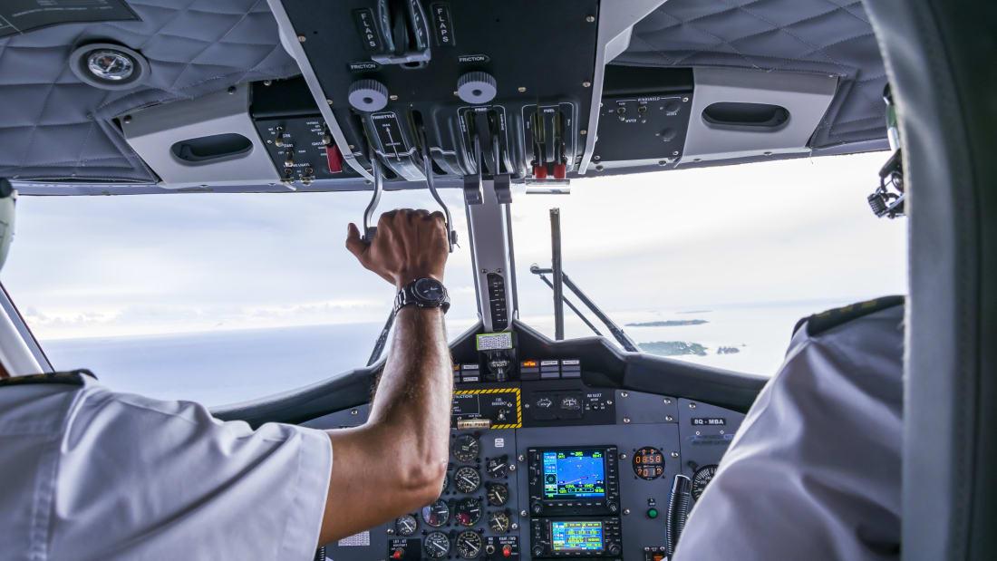 US regionals suffer pilot shortage
