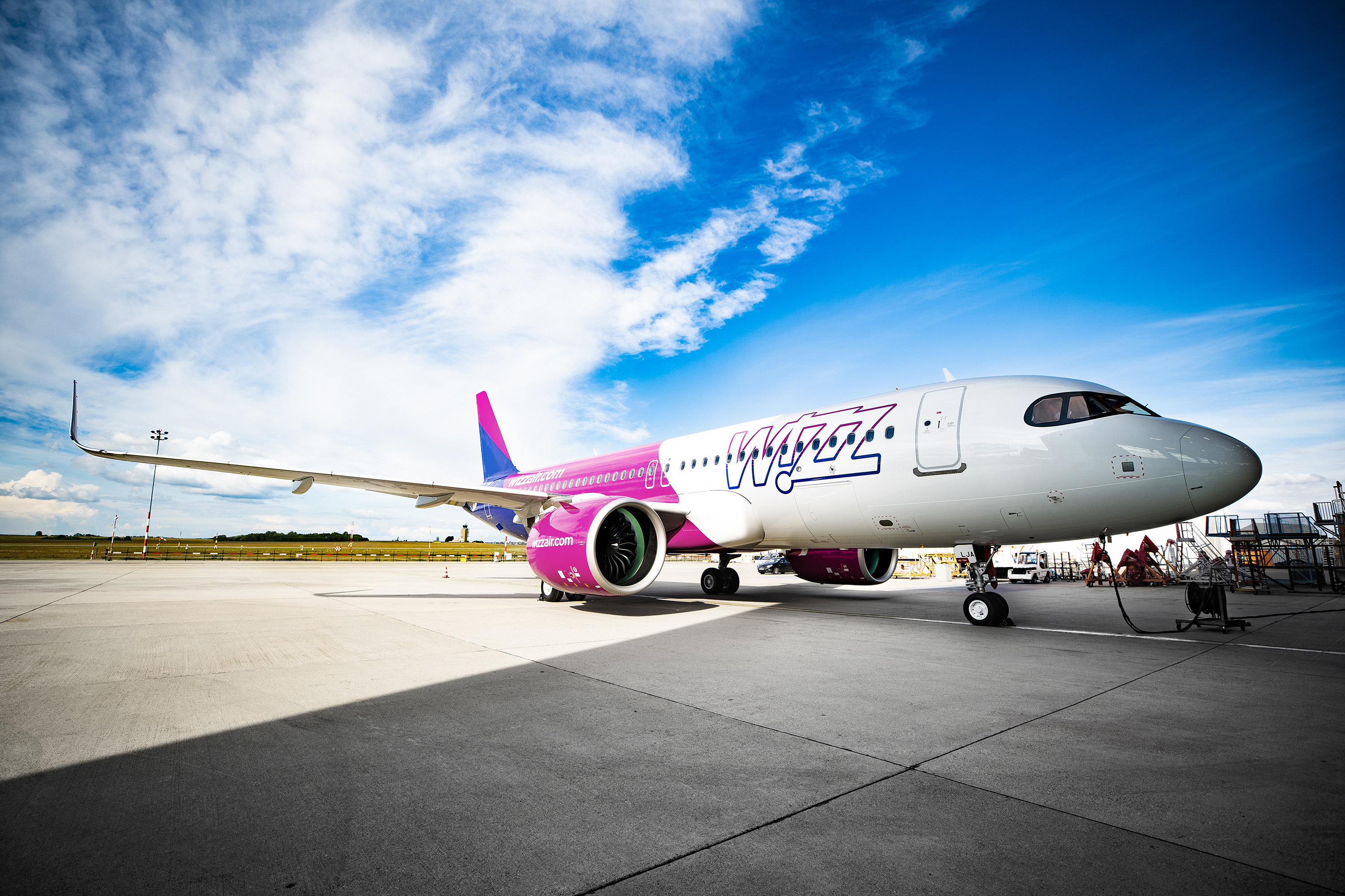 Wizz Air welcomes first A320neo to its fleet