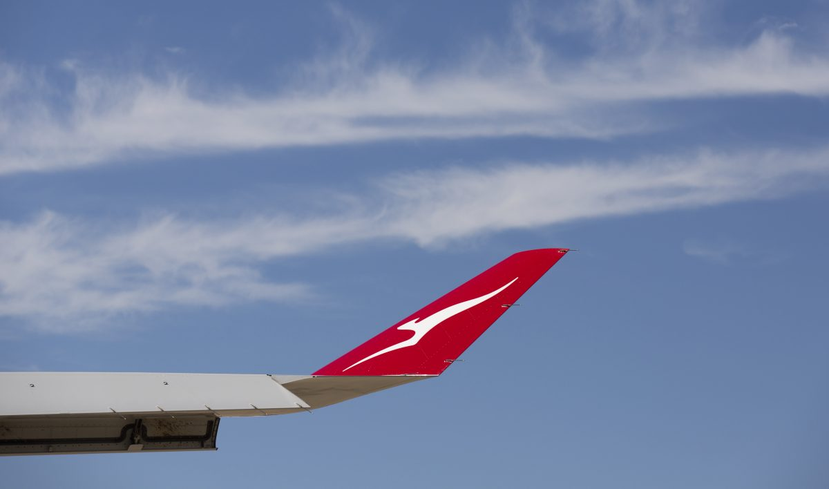 Qantas suspends all international flights as Australia closes