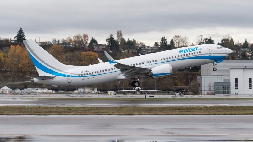 Boeing 737 MAX gains first order for 2020 from Enter Air