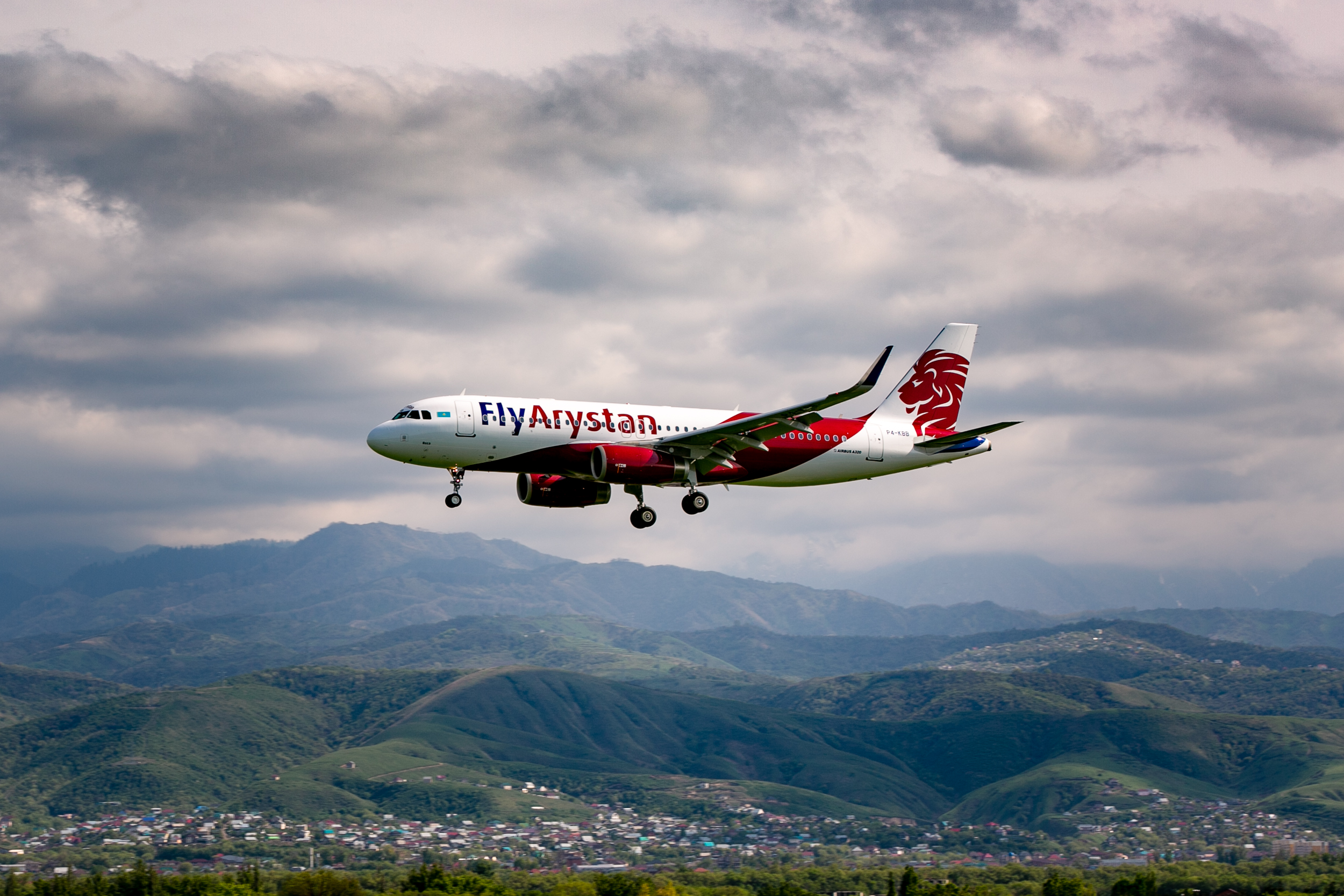 FlyArystan launches new regional domestic routes